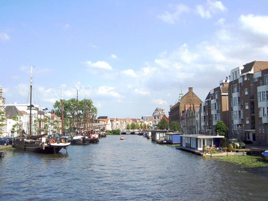 La lumière hollandaise in Leiden, 2010